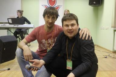 Николай и Денис